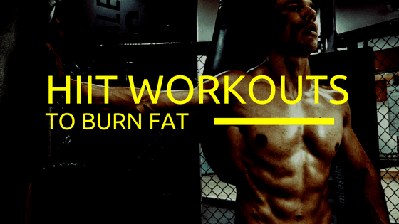 hiit workouts to burn fat