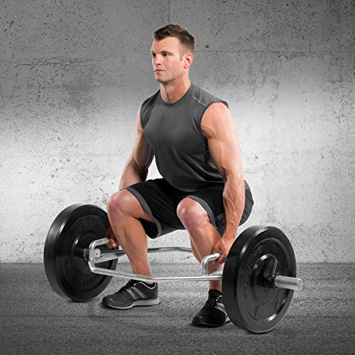 How Much Does A Barbell Weigh? Learn How Much You're Lifting