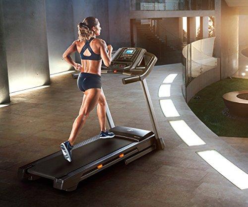 Treadmill Running Sprinting HIIT