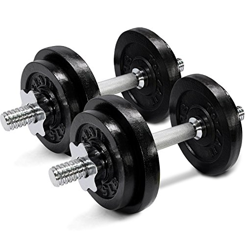 using dumbbells for forearm workouts