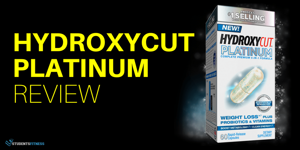 Hydroxycut Platinum Review