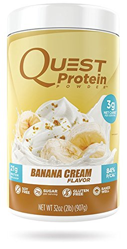 quest protein powder low carb muscle fuel