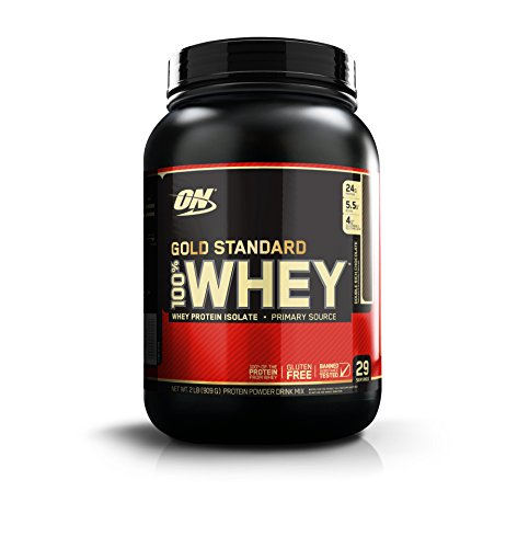 optimum nutrition gold standard whey protein isolate