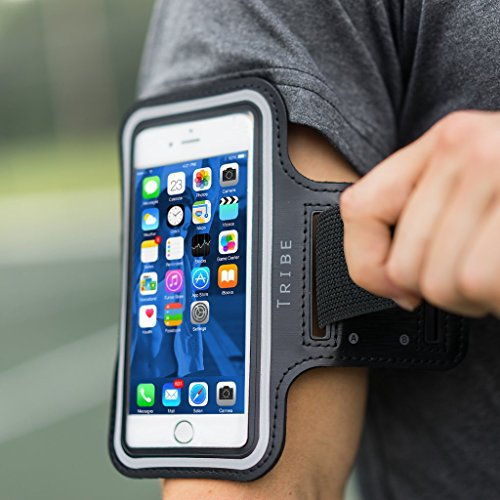 Armband cell smartphone holder for running waterproof