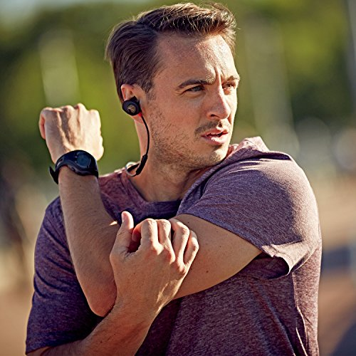Wireless headphones for working out distraction less effort