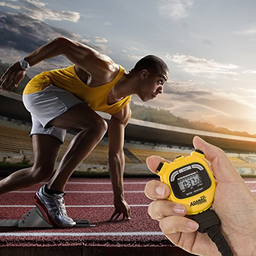 Stopwatch time HIIT interval sprints