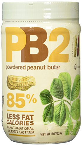 low calorie high protein powdered peanut butter workout nutrition
