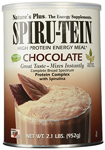 Nature's Plus SPIRU-TEIN nutritious energy meal spirulina