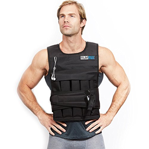 Weighted vest HIIT sprinting increase difficulty workout