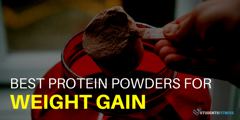 Best Protein Powders for Weight Gain