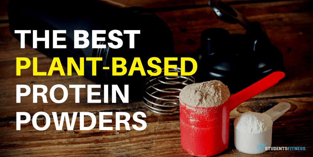 The 5 Best Plant-Based Protein Powders for Vegans and Vegetarians