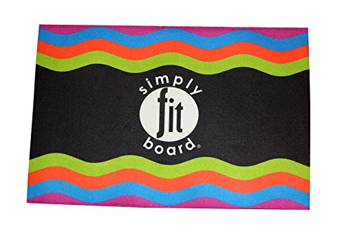 simply fit board yoga mat cushion protection carpet hardwood friction