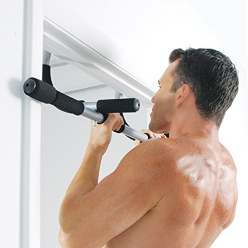 pull up bar workout at home for fast muscle growth