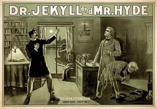 Dr Jekyll Mr Hyde Transformation Pre Workout Classic