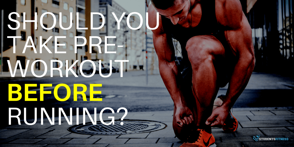 Should You Take Pre-Workout Before Running or Cardio