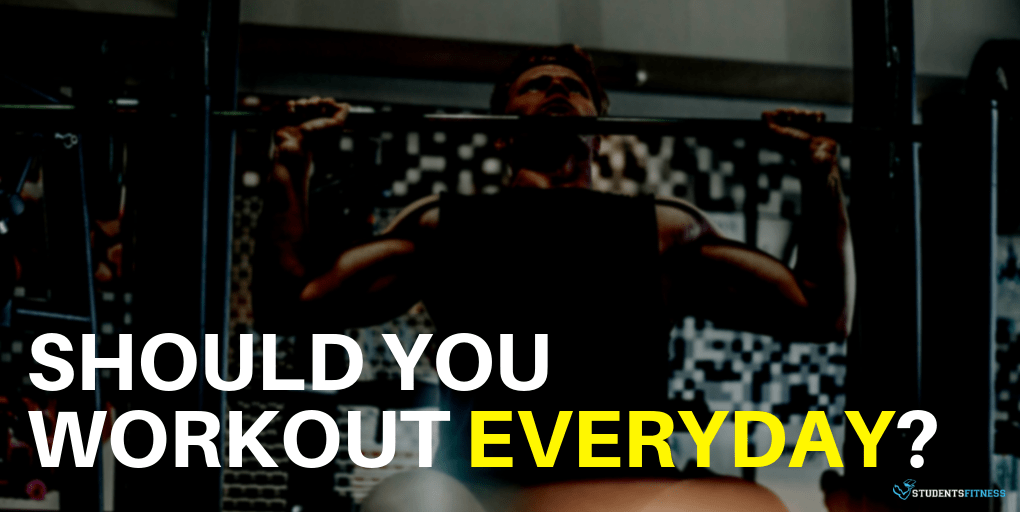 Should You Workout Every Day?