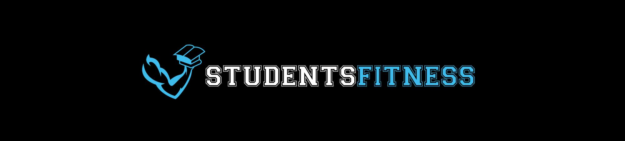 Students Fitness SF Logo Black