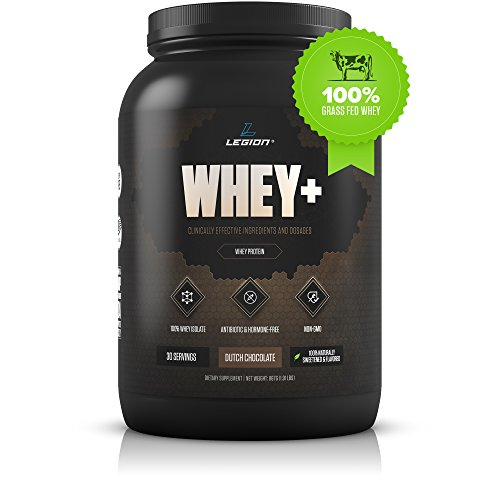 legion whey+ grass fed whey protein review