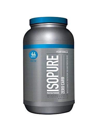 isopure zero low carb protein powder review
