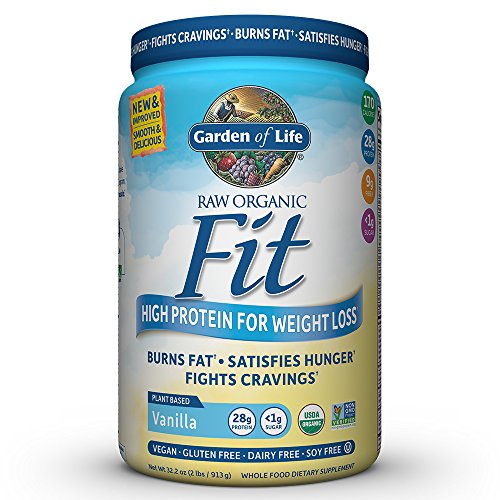 Garden of Life Raw Organic Fit protein review