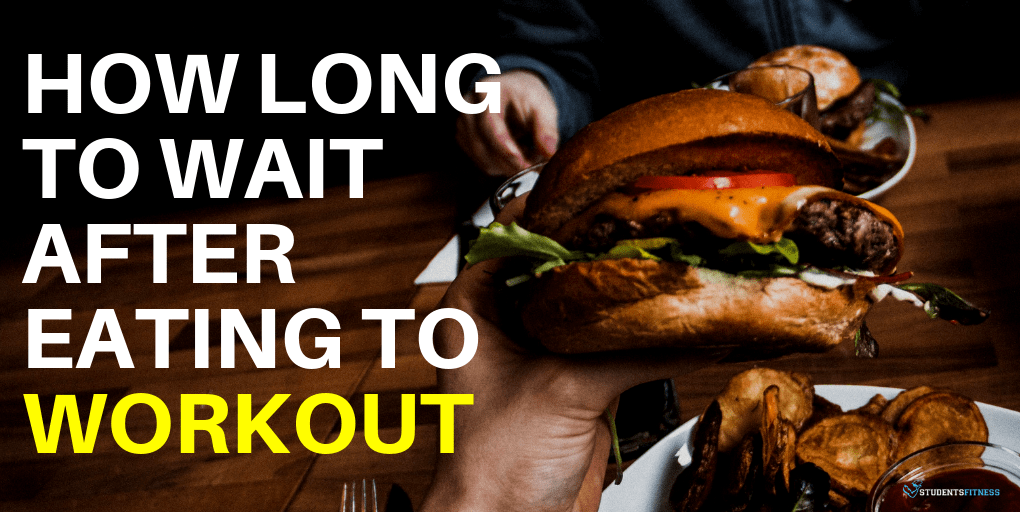 How Long to Wait After Eating to Workout