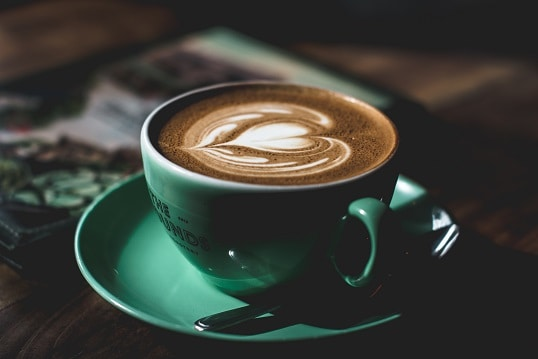 coffee can provide a lot of caffeine that helps in weight loss