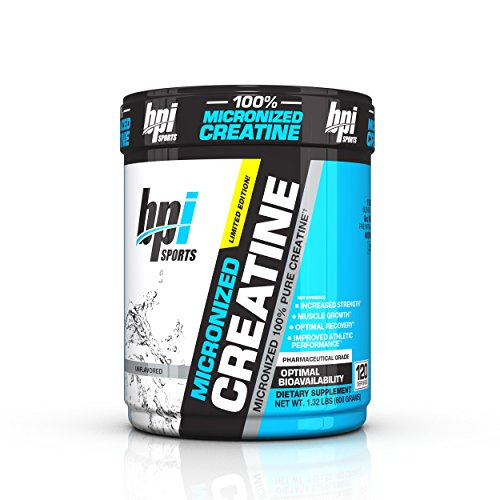micronized creatine bioavailable easier on the stomach absorbable