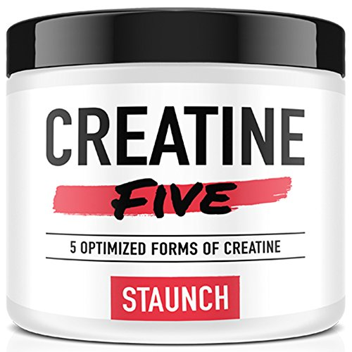 creatine malate and pyruvate optimized creatine mix supplement five staunch