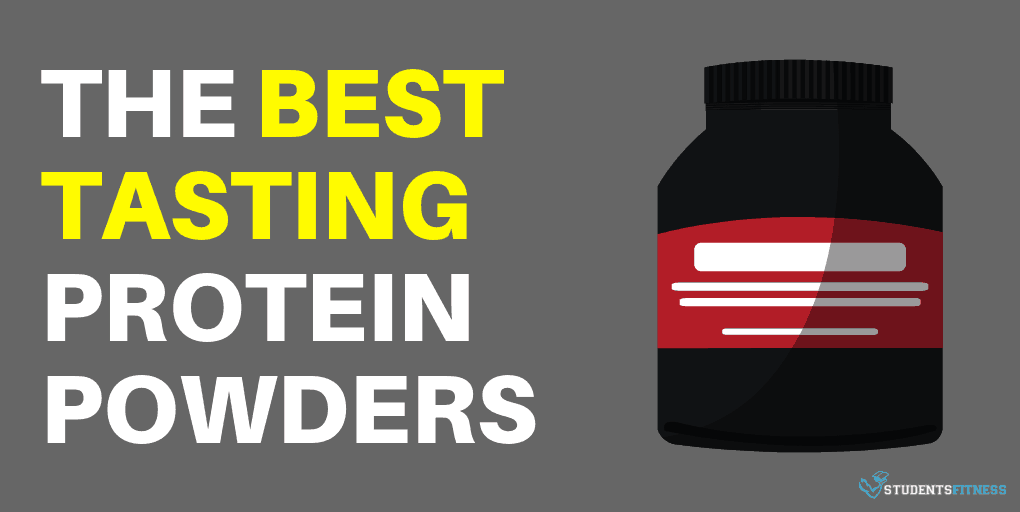 The Best Tasting Protein Powders