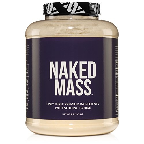 naked mass non gmo no artificial ingredients all natural mass gainer healthy