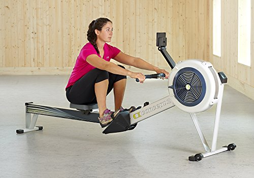 Concept2 model D indoor rowing machine with pm5 burn calories lose weight