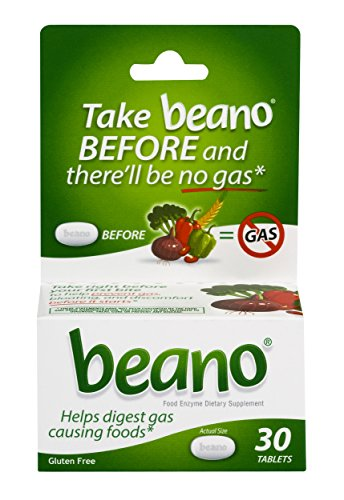 beano digest food to prevent gas protein farts bad smelling odor from too much whey protein