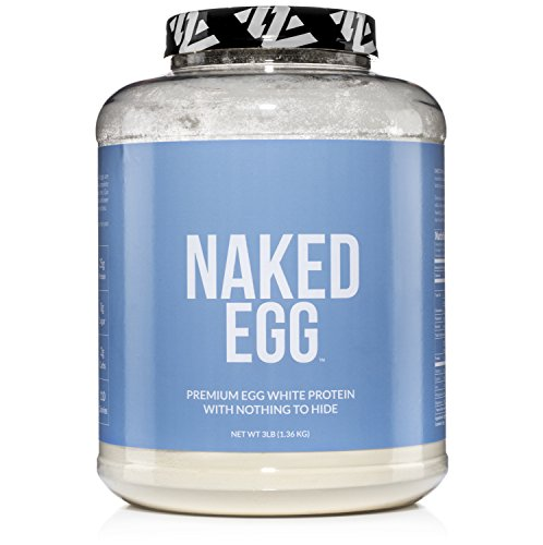 Naked Nutrition Egg white proteim powder coconut sugar best tasting discontinued
