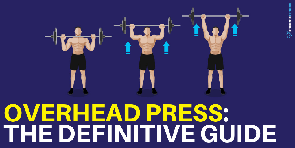 How to Do an Overhead Press Properly