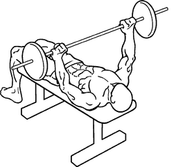 Everkinetic wide grip bench press why heavy lifts
