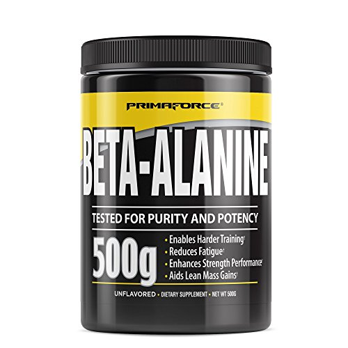 Beta-alanine l-carnosine benefits dosage lean mass gains fatigue strength