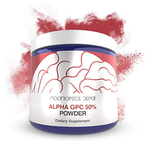 Nootropic for pre workout supplement alpha GPC alphasize benefits