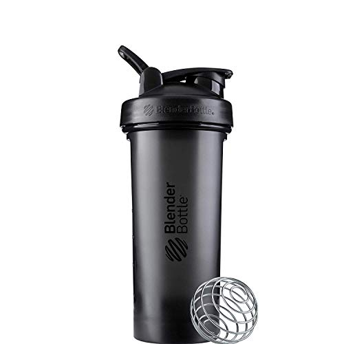 How do you take Beyond Raw LIT preworkout powder with blender bottle