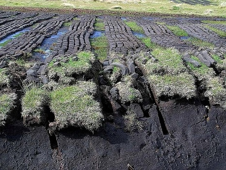 elevATP Peat being harvested in Ireland biased ingredient research flaw